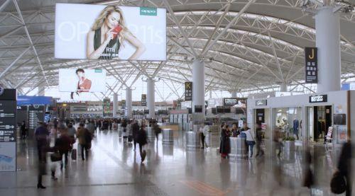 機場傳媒形象宣傳片
